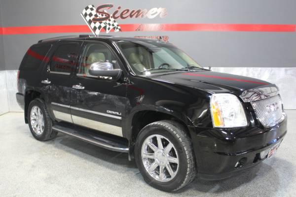 2012 GMC Yukon Denali 4WD - Affordable Cars