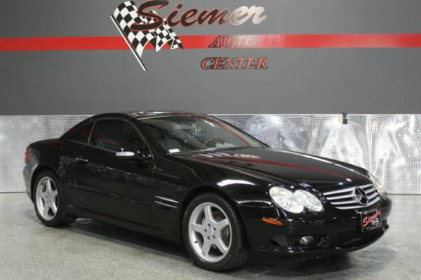 2003 Mercedes-Benz SL-Class SL500 - Used Cars To Fit Your Budget