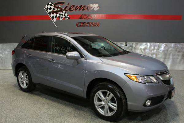 2014 Acura RDX 6-Spd AT AWD w/ Technology Package - Affordable Cars