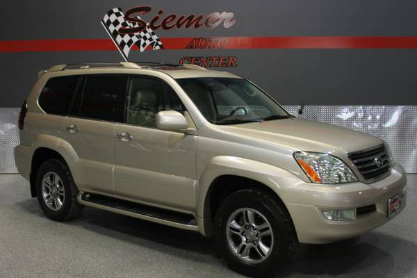 2008 Lexus GX 470*NAVIGATION, SUN ROOF, ALLOY WHEELS, GREAT PRICE!*
