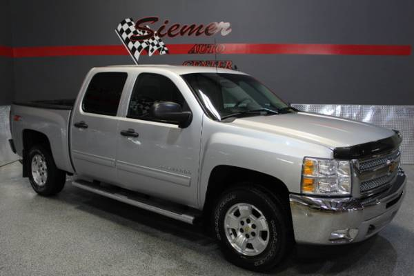 2012 Chevrolet Silverado 1500*LET US HELP YOU OWN THIS TRUCK TODAY!**