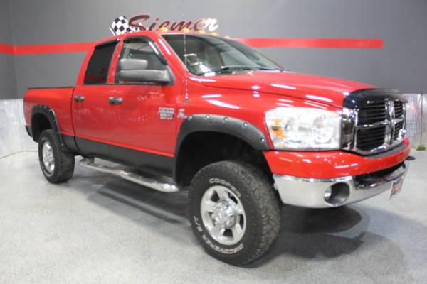 2008 Dodge Ram 2500 SLT*ONLY 84K MILES, WE FINANCE, LOW RATES, CALL US