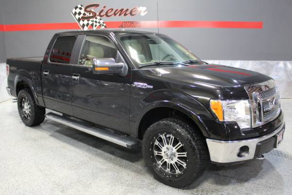 2011 Ford F150 LARIAT*HUGE BACK TO SCHOOL SALE,