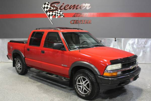 2003 Chevrolet S10 LS*HUGE BACK TO SCHOOL SALE, CALL US