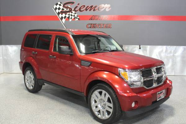 2010 Dodge Nitro*HUGE BACK TO SCHOOL CLEARANCE EVENT,CALL
