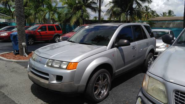 2004 Saturn Vue - ROOMY, ECONOMICAL and SAFE SUV!
