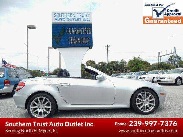2005 *Mercedes-Benz* *SLK* SLK350 Roadster 3.5L