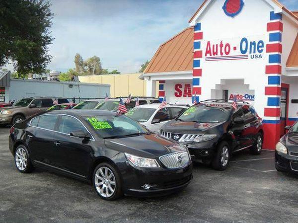 2010 *Buick* *LaCrosse* CXS Sedan 4D ( As low as $495 down )