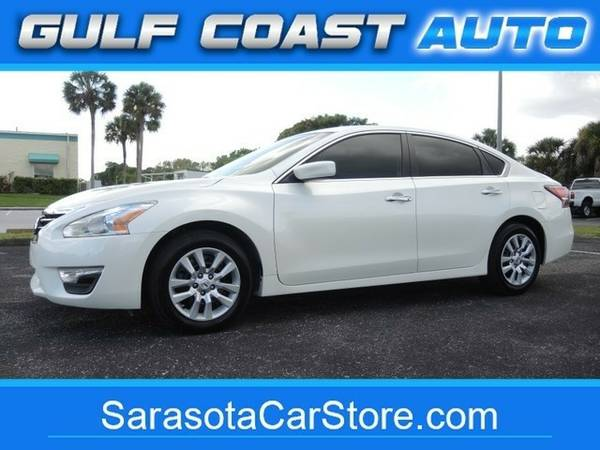 2014 Nissan Altima 2.5 SL! FL CAR! WELL MAINTAINED! SUPER CLEAN!...