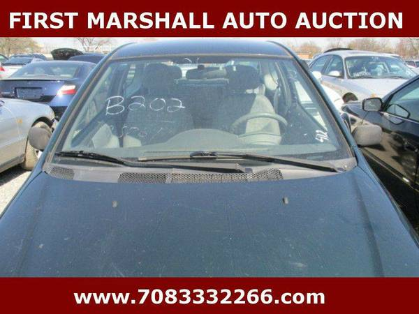 2001 Toyota Echo - First Marshall Auto Auction