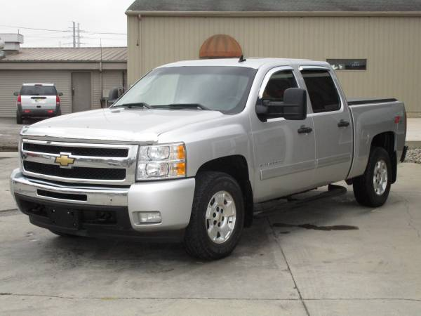 2011 Chevrolet Silverado LT Crew Z71 Off Road Package