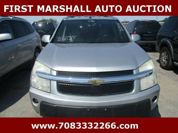 2006 Chevrolet Equinox LT AWD 4dr SUV - First Marshall Auto Auction
