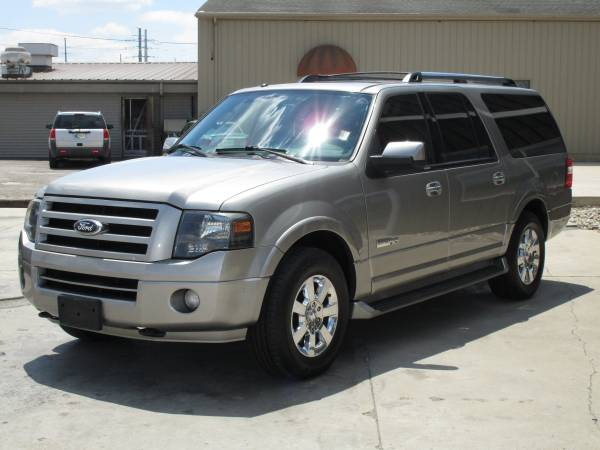 2008 Ford Expedition EL 4WD Limited