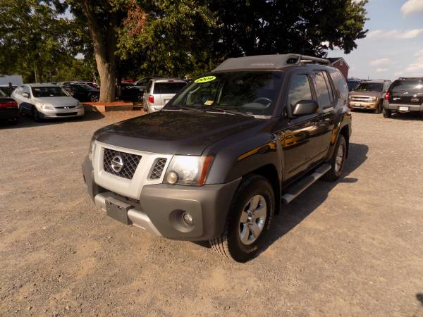2009 Nissan Xterra OffRoad FINANCIAMIENTO TAX ID PASSPORT OK NO LICENC