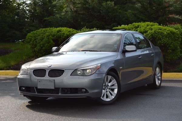 🚗🚗🚗2007 BMW 550I*ONE OWNER*NAVI*FINANCING*