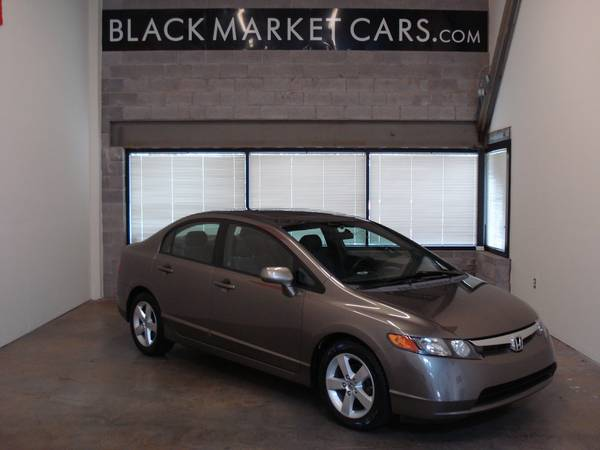 2008 HONDA CIVIC EX // CLEAN TITLE // MD INSP. // CARFAX //