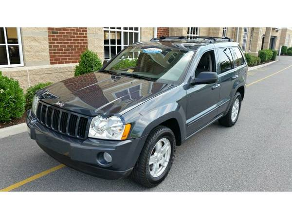 2007 JEEP GRAND CHEROKEE LAREDO 4WD,1st Time Buyers, Good/Bad/No Credi