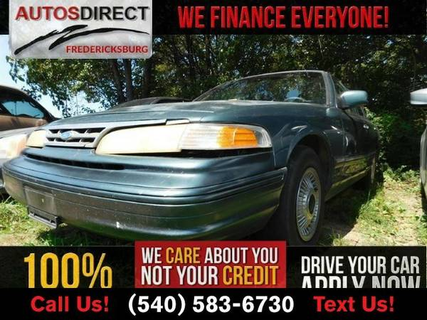 1996 Ford Crown Victoria Crown Victoria Ford