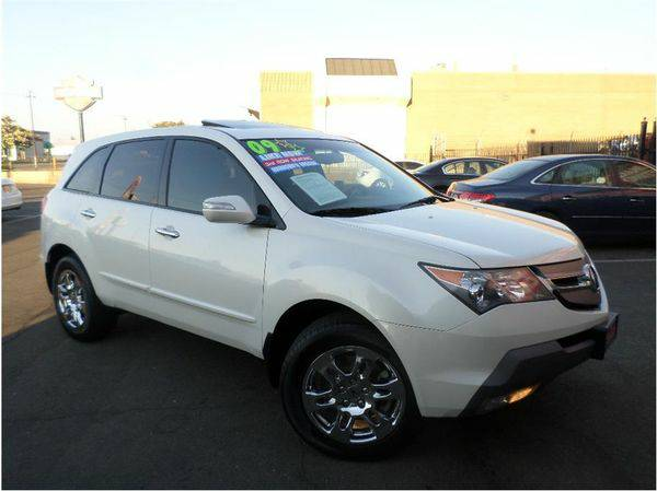 2009 *Acura* *MDX* Sport Utility 4D -BAD/NO CREDIT APPROVED