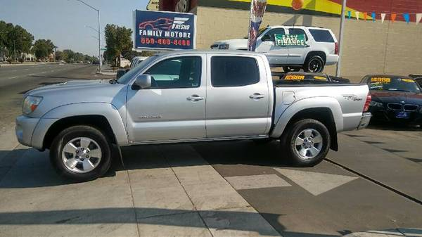 2008 TOYOTA TACOMA TRD* CREW CAB* PRICED FOR WEEKEND SALE!!