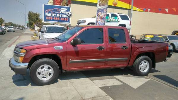 2008 CHEVY COLORADO CREW * ONLY $13,988 apply online!!