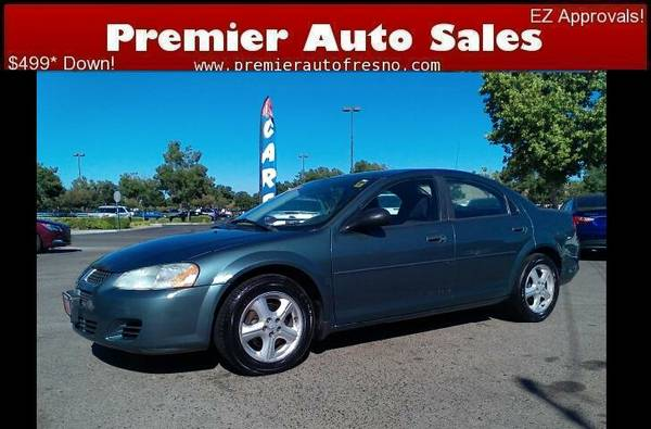2006 Dodge Stratus SXT, All Power, Auto, Alloys, Clean CarFax, Call!