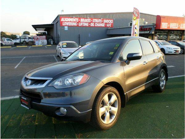 2007 *Acura* *RDX* Sport Utility 4D -BAD/NO CREDIT APPROVED
