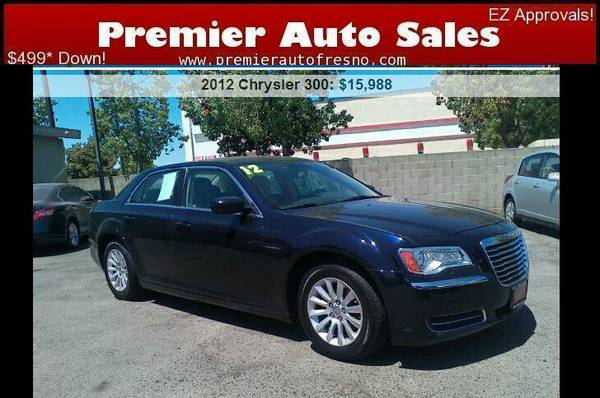 2012 Chrysler 300, Low Miles, On Sale, Luxury, V6, Call Now!