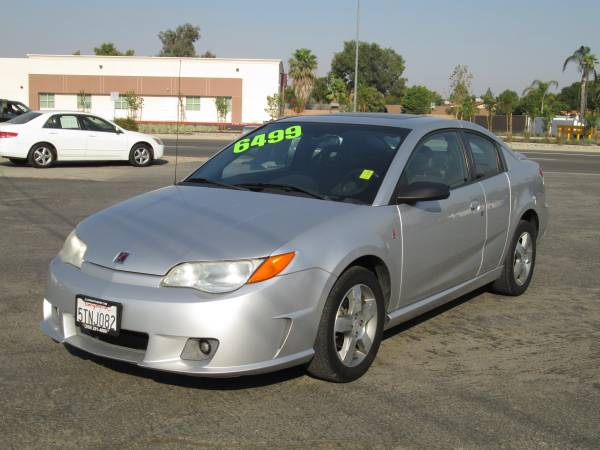 2006 SATURN ION * BACK TO SCHOOL SPECIALS ONLY @ AUTO MERCADO ****