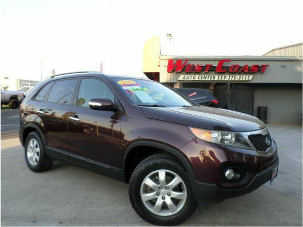 2011 *Kia* *Sorento* LX Sport Utility 4D -BAD/NO CREDIT APPROVED