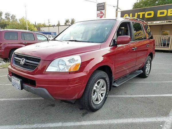 2003 *Honda* *Pilot* EX-L 4dr 4WD SUV w/ Leather -We Finance