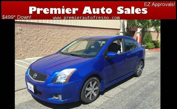 2012 Nissan Sentra 2.0 SR, Very Clean, Low Price, On Sale, Call Now!