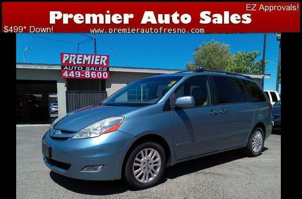 2009 Toyota Sienna XLE, 7 Passenger, Low Miles, On Sale, Call Now!