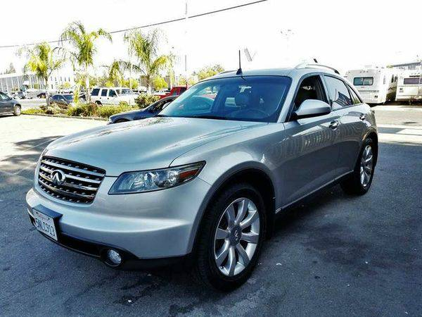 2005 *Infiniti* *FX35* Base AWD 4dr SUV -We Finance