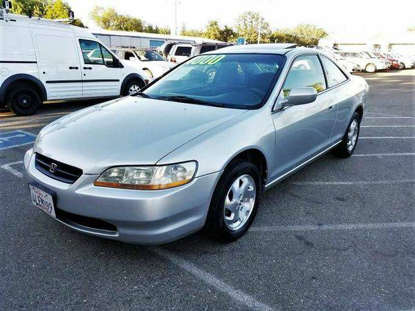 2000 *Honda* *Accord* EX 2dr Coupe -We Finance