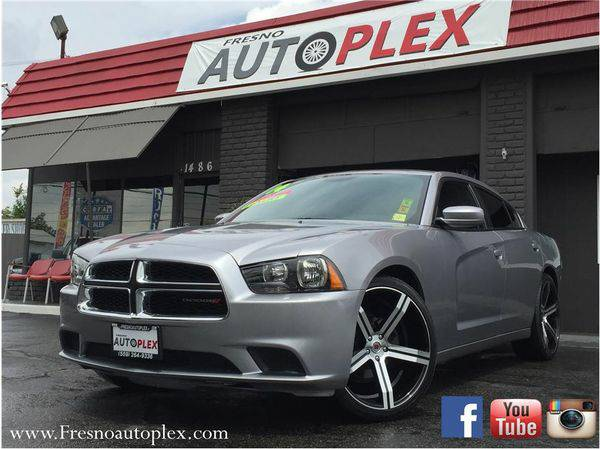 2014 *Dodge* *Charger* Call or Text for Financing