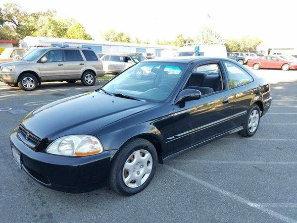 1998 *Honda* *Civic* EX 2dr Coupe -We Finance