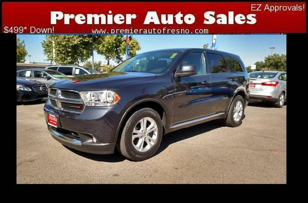 2013 Dodge Durango SXT, Third Row Seating, All Power, Loaded, Call Now