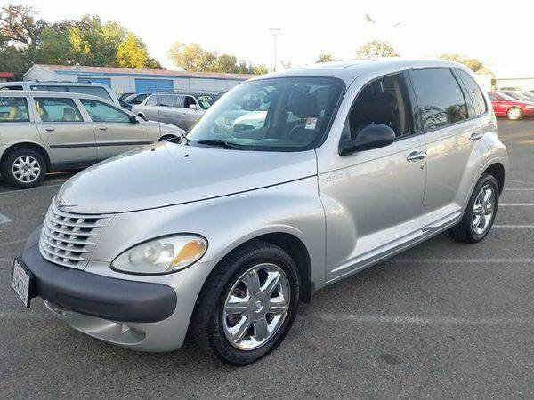2002 *Chrysler* *PT* *Cruiser* Limited Edition 4dr Wagon -We Finance