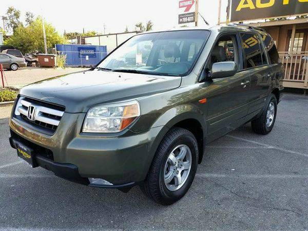 2006 *Honda* *Pilot* EX-L w/DVD 4dr SUV -We Finance