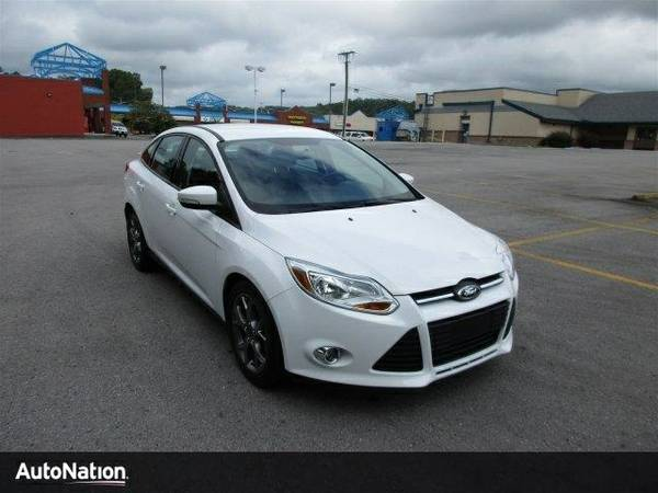 2013 Ford Focus SE Ford Focus SE Sedan