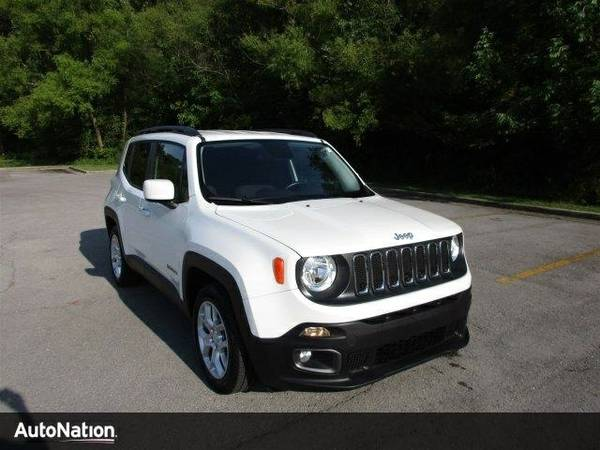 2016 Jeep Renegade Latitude Jeep Renegade Latitude SUV