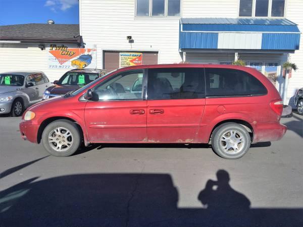 ★★★ RARE - 2001 Dodge Grand Caravan AWD...