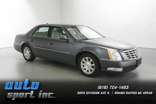 2009 *Cadillac* *DTS* Luxury 5-Passenger 4dr Sedan -☎️...