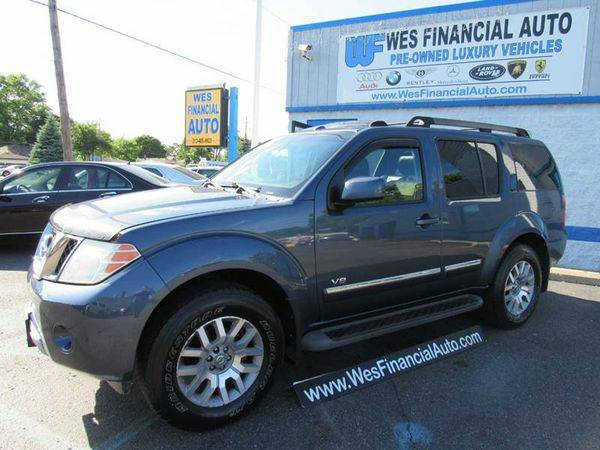 2008 *Nissan* *Pathfinder* LE V8 4x4 + LOADED!!!! ★...