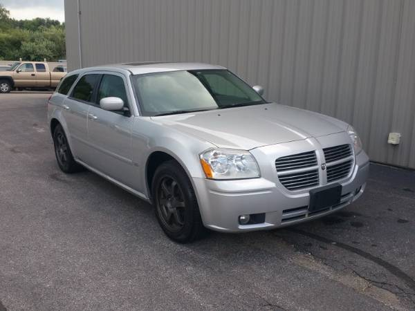 2007 DODGE MAGNUM ! ONE OWNER ! CLEAN CARFAX ! LEATHER ! MOON ROOF !!!