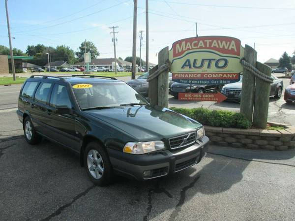 1999 Volvo V70 XC AWD Wagon *CERTIFIED CARFAX AVAILABLE*