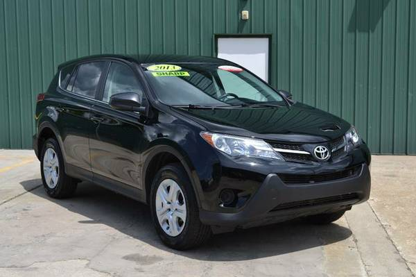 2013 Toyota RAV4 LE AWD 4dr SUV *CERTIFIED CARFAX AVAILABLE*