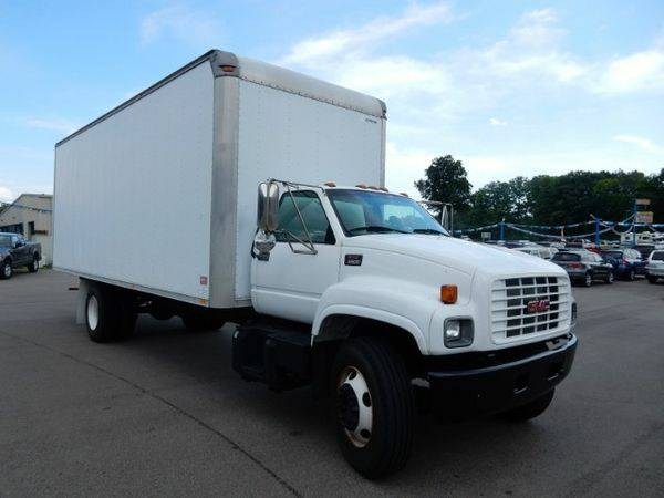 2002 *GMC* *C7H042* - GET APPROVED TODAY!!!