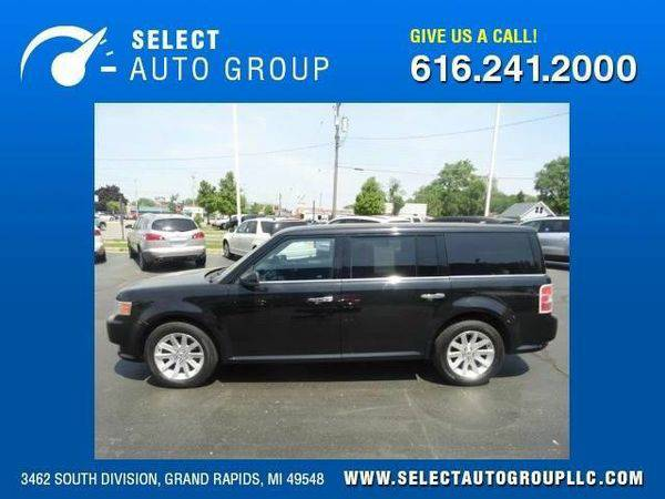 2010 *Ford* *Flex* SEL 4dr Crossover - ALL TYPES OF CREDIT OK!